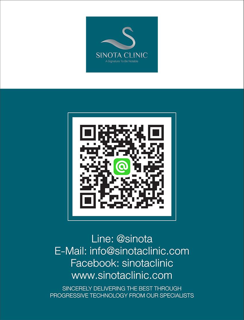 Sinota Clinic LINE@