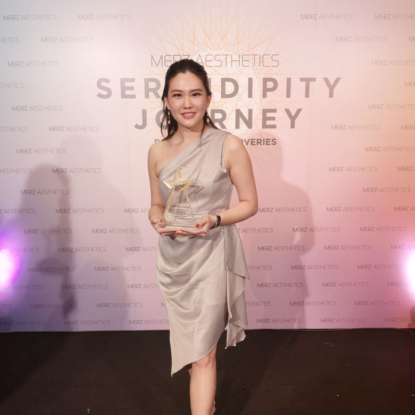 Ultherapy 2018 The Star of Excellence Award